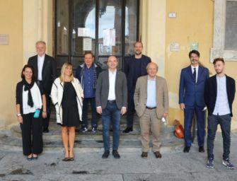 Reggio. Vecchi riceve i nuovi soci della Pallacanestro Reggiana
