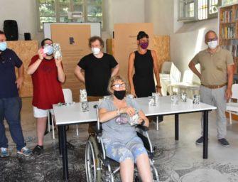 Presentato alla Polveriera di Reggio Emilia il progetto artistico 'Piante & Pientine'