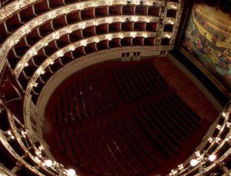 Reggio, Teatri e chiostri di San Pietro: edizione straordinaria