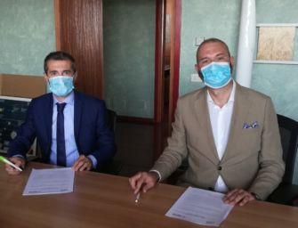 Iren Smart Solutions e Legacoop Emilia Ovest firmano l'accordo Rinnova per progetti di riqualificazione energetica