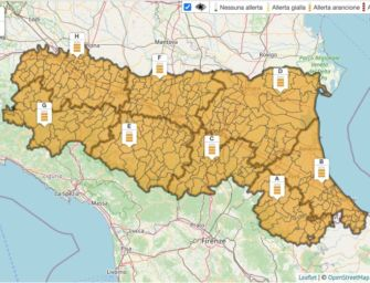 Emilia-Romagna resta in zona arancione