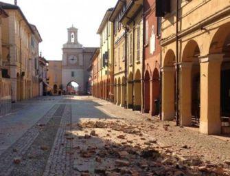 """Ricostruzione post-sisma, in Emilia salgono a 57 milioni i contributi per rivitalizzare i centri storici nei comuni del """"cratere"""""""