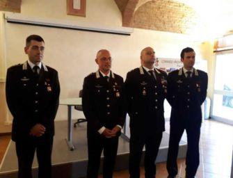 """A Piacenza un nuovo comandante dei Carabinieri: """"L'obiettivo è guadagnare fiducia giorno per giorno"""""""