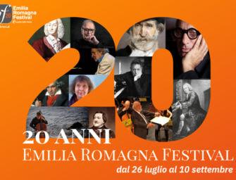 Emilia-Romagna Festival: 20 anni e 36 eventi