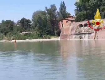 Tragedia a Casalecchio, 20enne morto annegato mentre faceva il bagno nel fiume Reno