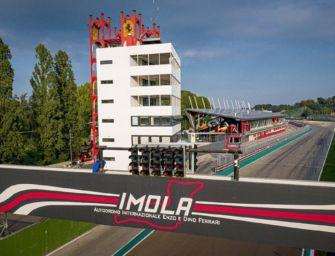 Il primo novembre la F1 torna a Imola