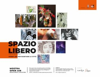 Reggio e street art, una urban gallery lungo i viali