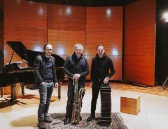 Festival Mundus inaugura la 25esima edizione con lo Javier Girotto Trio