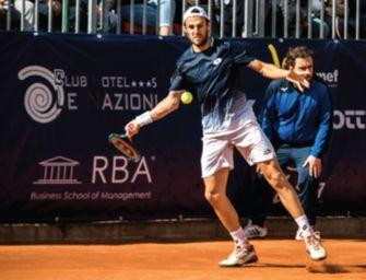 A Parma Internazionali di Tennis