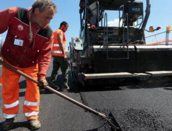 Reggio. Da giovedì lavori riasfaltatura sulla via Emilia, tra Pieve e Cella
