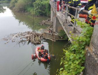 Ritrovato nel tratto ravennate del fiume Senio il cadavere del pescatore scomparso da Imola