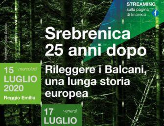 """""""Srebrenica 25 anni dopo. Rileggere i Balcani"""", una 2 giorni a Reggio Emilia"""