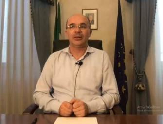 Fase 2 a Reggio, il punto del sindaco Vecchi su Fb