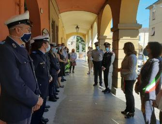 Inaugurata la nuova sede della polizia locale Bassa Reggiana a Novellara