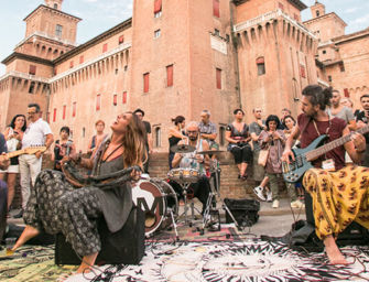 Torna a Ferrara il Buskers Festival