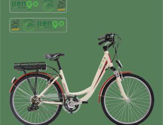 Da Anci e Iren 100 e-bike ai piccoli Comuni