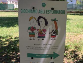 Bassa reggiana, il parco Mendes di Reggiolo sempre più a misura di bambino