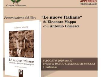 A Busana la presentazione del libro 'Le nuove italiane'