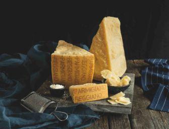 Parmigiano, +6,1% in Italia e +11,9% all'estero