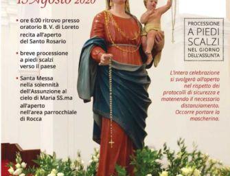 Torna a Ferrragosto la processione di San Michele a piedi scalzi