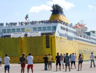 Piano Protezione civile rientro da Sardegna