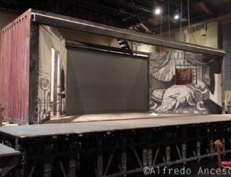 """A Reggio arriva """"Figaro! Opera camion"""""""