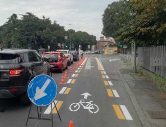 """Mobilità Reggio, Lega ancora contro il Pd: """"Bocciato il nostro piano di manutenzione delle piste ciclabili"""""""