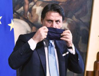 """""""Si deve ripartire, l'Italia deve osare"""""""