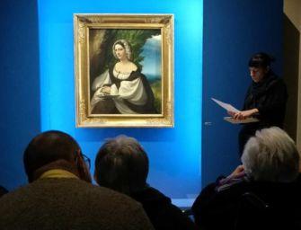 Palazzo Magnani su arte e Alzheimer