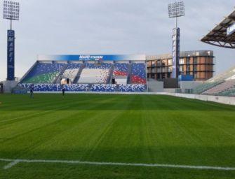 Mapei si prepara per la finale di Coppa Italia