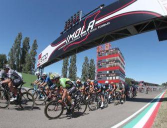 Imola, Mondiali di ciclismo col pubblico