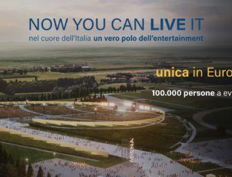 Con la RCF Arena al Campovolo di Reggio nasce il polo dell'entertainment
