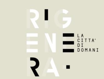 """Iren main partner di """"Rigenera"""", il festival dell'architettura di Reggio"""