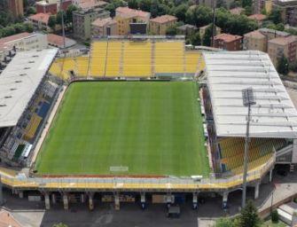Calcio, il Parma riapre lo stadio Tardini ai tifosi