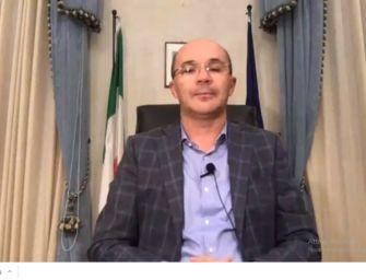 Reggio, lunedì 14 riparte la scuola. Il sindaco fa il punto