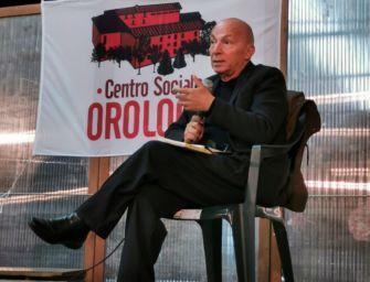 L'ex commissario Venturi all'Orologio
