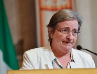 La reggiana Albertina Soliani è vicepresidente nazionale dell'Anpi