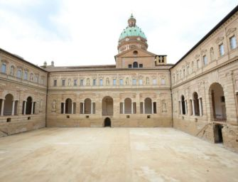 I chiostri di San Pietro di Reggio al centro di uno studio europeo come modello di riqualificazione