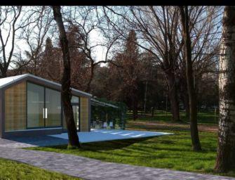 Reggio, Passeggiata Estense. Al parco del Crostolo spazio attrezzato per accoglienza turistica