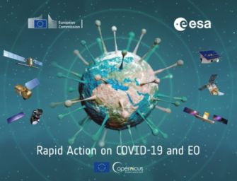 In provincia di Reggio uno studio con i satelliti dell'Esa su fattori di rischio e tendenze evolutive del Coronavirus