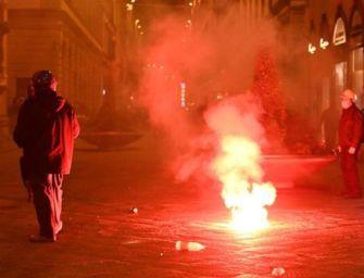 Dpcm, scontri nel centro storico a Firenze