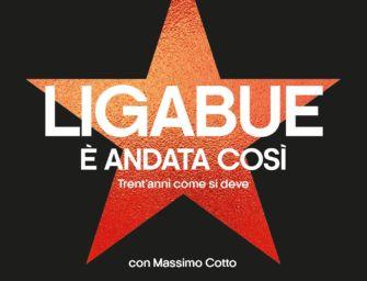 """Ligabue & Cotto: """"E' andata così"""" (il libro)"""