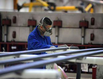 Crolla export nel Reggiano a -19,5%
