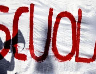Mercoledì 14 ottobre mobilitazione dei precari della scuola davanti alla prefettura di Reggio