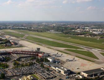 All'aeroporto di Bologna a ottobre un calo dei passeggeri del 75% a causa della pandemia