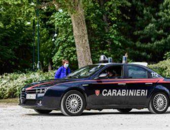 Vendeva marijuana in un parco di Reggio, denunciato spacciatore di 17 anni