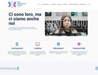 """Reggio. Edizione online per """"Noicontrolemafie"""""""