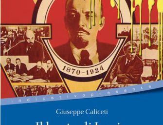 I 100 anni del Pci e il busto di Lenin a Cavriago