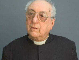 Morto don Gaetano Incerti: decano del clero, prete delle Reggiane e degli Artigianelli
