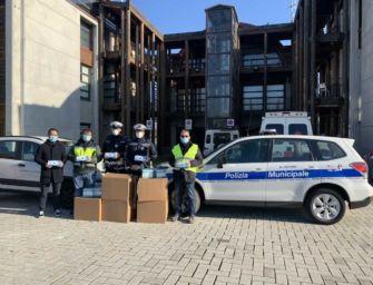 Reggio e il Covid. Lavanderia industriale Clean service srl dona oltre 10mila mascherine
